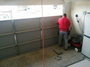 Commercial Garage Door Humble