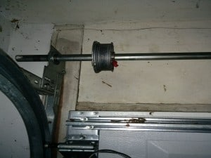 garage door cable tracks