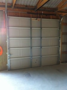 overhead garage door Humble