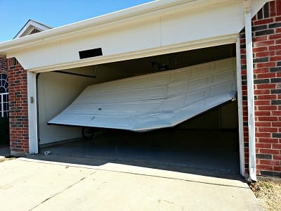 garage door repair Humble